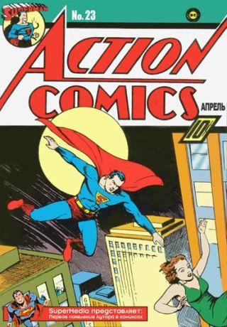 Action Comics #023