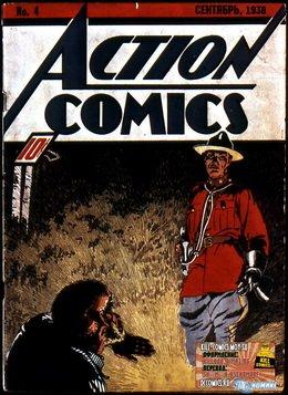 Action Comics #004