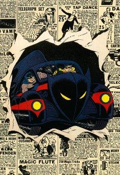 История Бэтмена. Часть первая: Золотой век