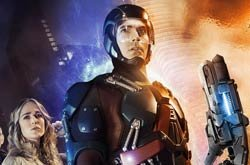 DC's Legends of Tomorrow: Трейлер