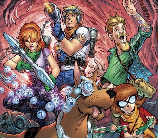 Hanna-Barbera & DC Comics: ������������